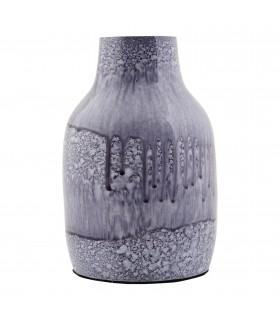 Vase glacé style arty