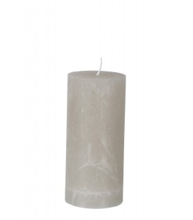 Light gray candle skinny