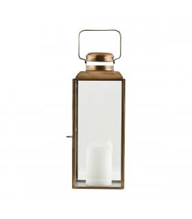 Lantern brass hurricane