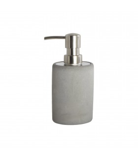 Bath_Cement soap dispenser