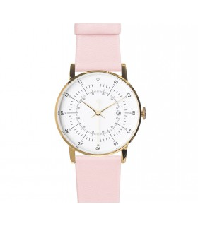 Watch_Lisa rose leather strap