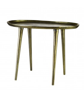 Table Brass side table