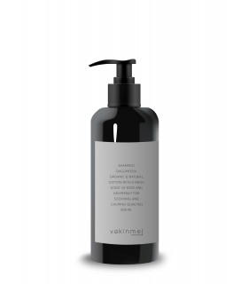 Dagmoss organic shampoo