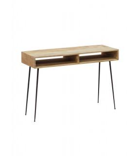 Modern wood donsole