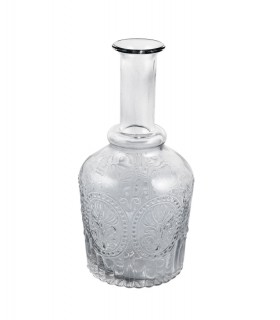 Decanter clear glass