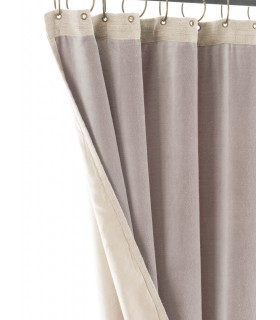 Curtain Médicis gray
