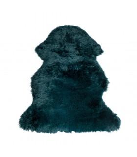 Peau de mouton Caspien bleu